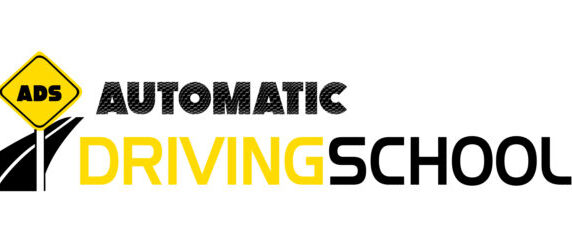 Automatic-Driving-School-Logo